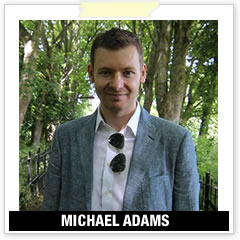 Michael Adams - Men's Fashion Blogger